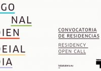 Convocatoria Internacional | Residencias | 2019