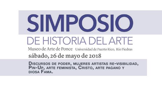 simposio historia del arte | Autogiro Arte Actual
