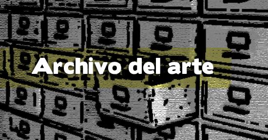 archivo del arte | Autogiro Arte Actual