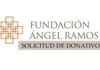 Fundación Ángel Ramos   Donativos