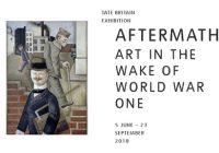 Impacto de la Guerra sobre el Arte