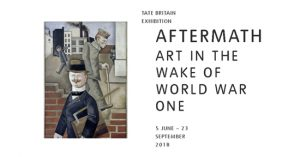 AFTERMATH art in the wake of world war one | Autogiro Arte Actual