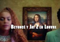 Beyoncé y Jay Z en Louvre