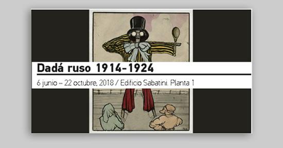 Dadá ruso 1914-1924 | Autogiro Arte Actual