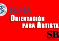 FEMA | SBA | Orientación para Artistas
