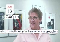 Alicea Libertad de la Creación | Charla