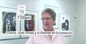 charla teresa tio Alicea | Autogiro Arte Actual