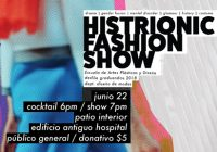 Histrionic Fashion Show