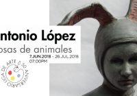 Jorge Antonio López en la Liga de Arte