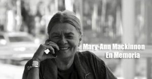Mary-Ann Mackinnon | Autogiro Arte Actual