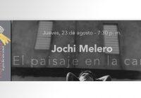 El paisaje en la cara | Jochi Melero
