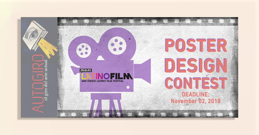 San Diego Film Poster Contest | Autogiro Arte Actual