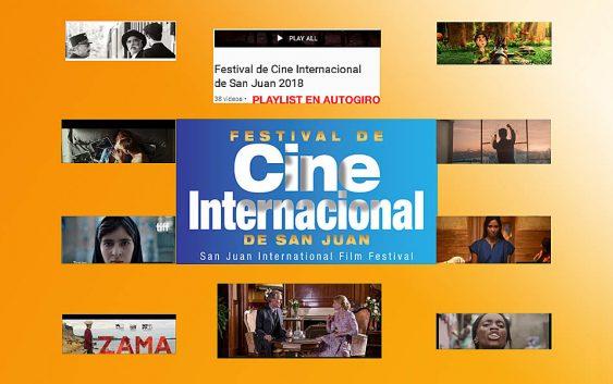 Cine Internacional de San Juan festival   Autogiro Arte Actual