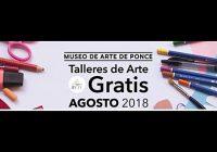 Talleres Gratis | Arte | Museo de Arte Ponce