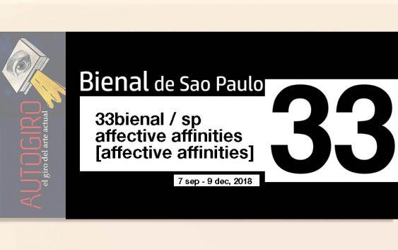 Bienal de Sao Paulo 2018 | Autogiro Arte Actual