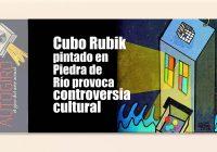 Pintura de Cubo Rubik Enciende Pasiones