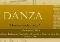 Danza | Bella música hecha color