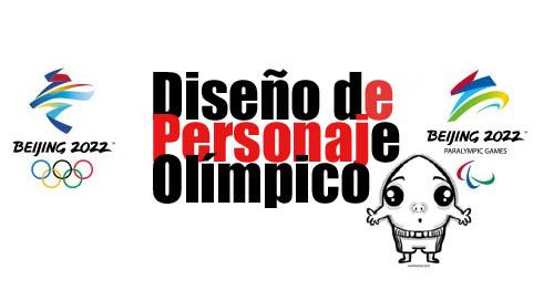 Diseño de Personaje Olímpico   Autogiro Arte Actual