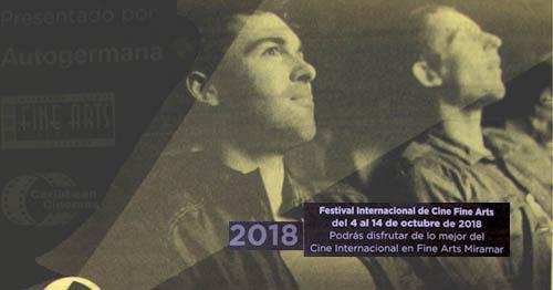 Festival Internacional de Cine Fine Arts | Autogiro Arte Actual