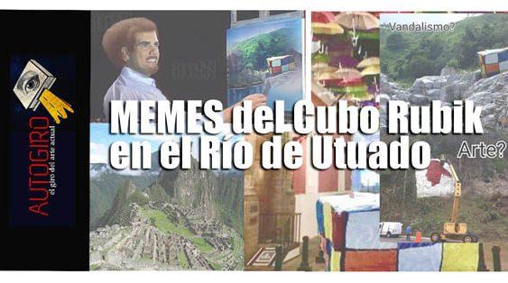MEMES del Cubo en el Río