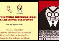 Muestra Internacional de las Artes del Humor