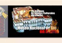 Museo Nacional de Río en Fuego