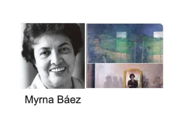 myrna báez artista