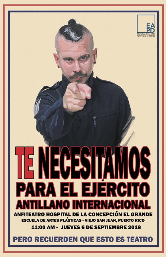 Monólogo de Quintín Rivera Toro | Autogiro Arte Actual