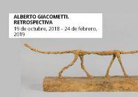 Alberto Giacometti Retrospectiva
