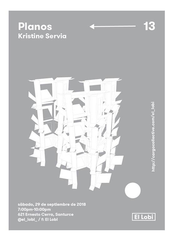 Planos Kristine Servia | Autogiro Arte Actual