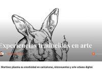 Arte y experiencias de Javier Martinez