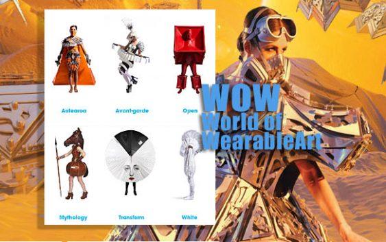 World of WearableArt | Autogiro Arte Actual