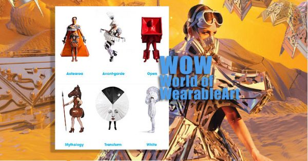 World of WearableArt | Autogiro Arte Actual