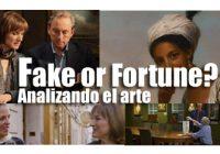 Fake or Fortune? Analizando el arte