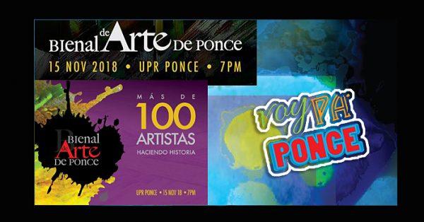 La Bienal de Arte de Ponce 2018 | Autogiro Arte Actual