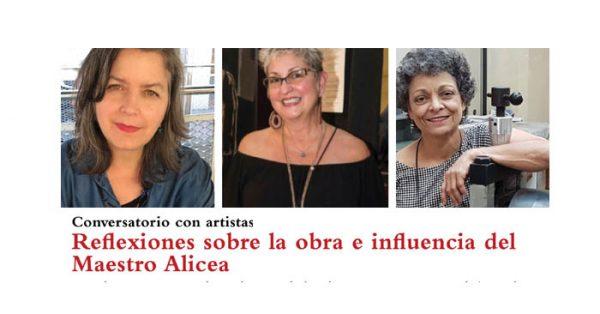 Conversatorio acerca de la obra de Jose alicea | Autogiro Arte Actual