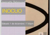Jeannette Betancourt | Inocuo