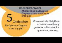 Micro Redes Culturales en Caguas