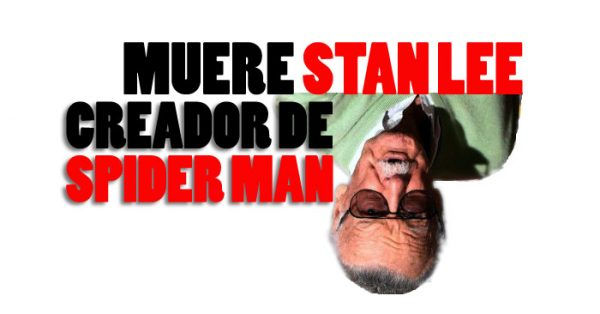 muere stan lee | Autogiro Arte Actual