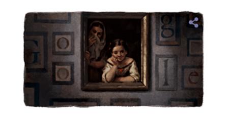 El doodle de hoy noviembre 29 es dedicado al pintor Bartolomé Esteban Murillo y con esto la posibilidad de millones de personas conocer su obra.