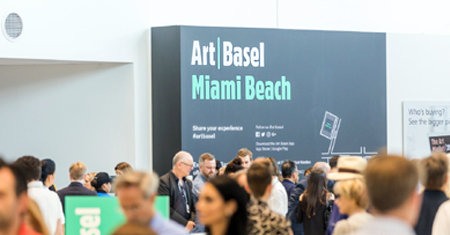 Art Basel Miami Beach 2019 Courtesy Art Basel | Autogiro Arte Actual