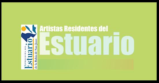 artistas residentes del estuario | Autogiro Arte Actual