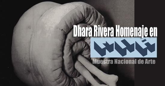 muestra nacional de arte Dhara Rivera | Autogiro Arte Actual
