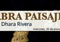 Abra Paisaje de Dhara Rivera