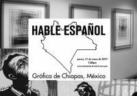 Gráfica de Chiapas en la Liga de Arte