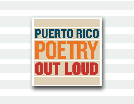 Poetry out loud Puerto Rico | Autogiro Arte Actual