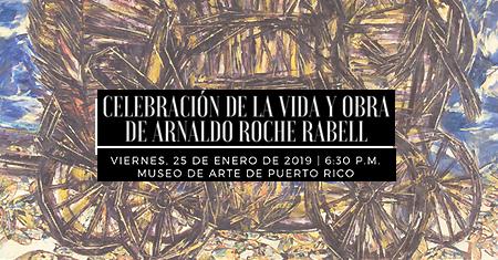Recordatorio de vida y obra de Arnaldo Roche