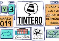 Anuncian artistas en Tintero Festival de Arte y Comics
