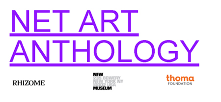 Net Art Anthology | Autogiro Arte Actual