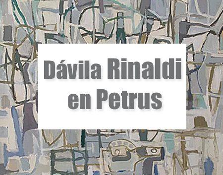 Davila rinaldi en petrus   Autogiro Arte Actual
